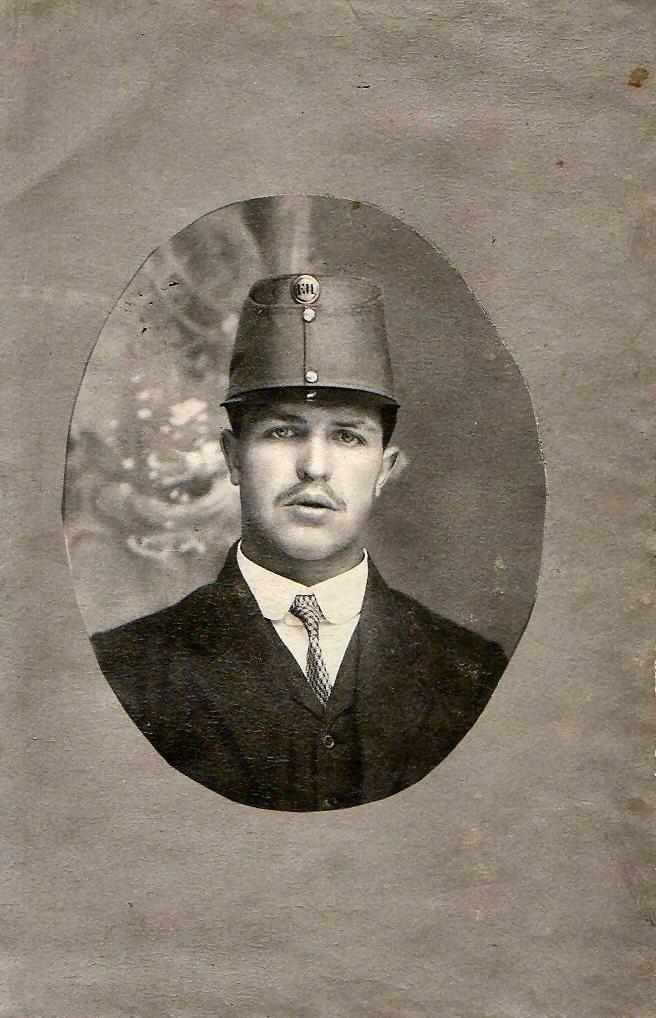 ? Seidel Rudolf *1878 - +1916