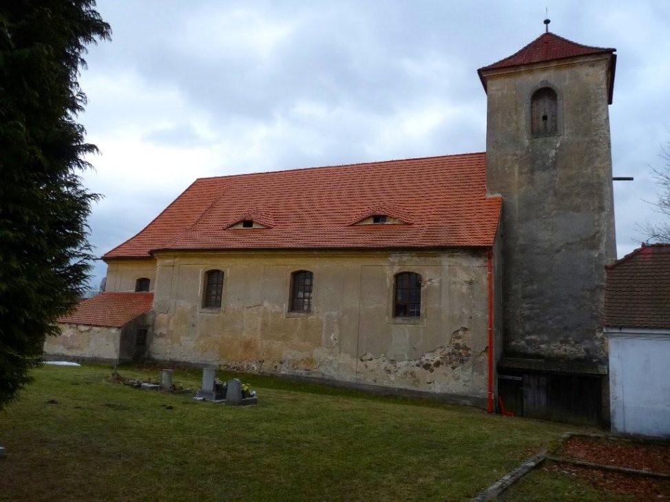 Kirche in Berzdorf