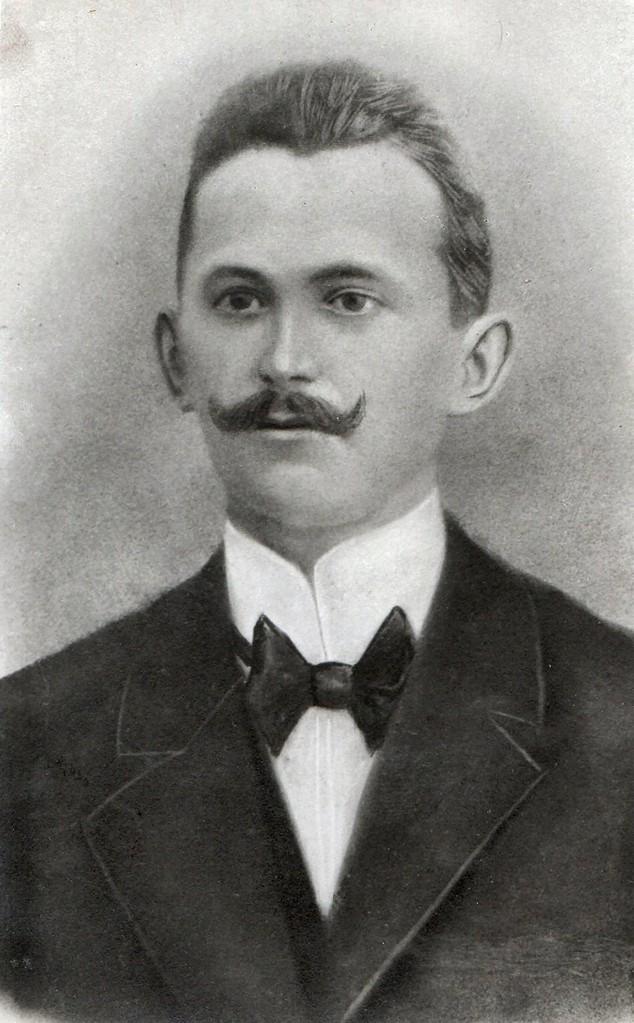 Schöler Ewald *18.8.1881 - gefallen 23.9.1914 Jakotina