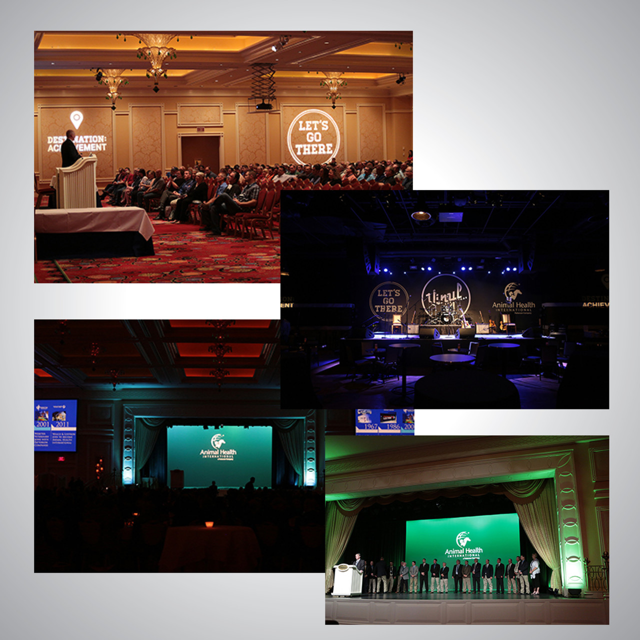 Branding and Creative Direction for National Sales Meetings