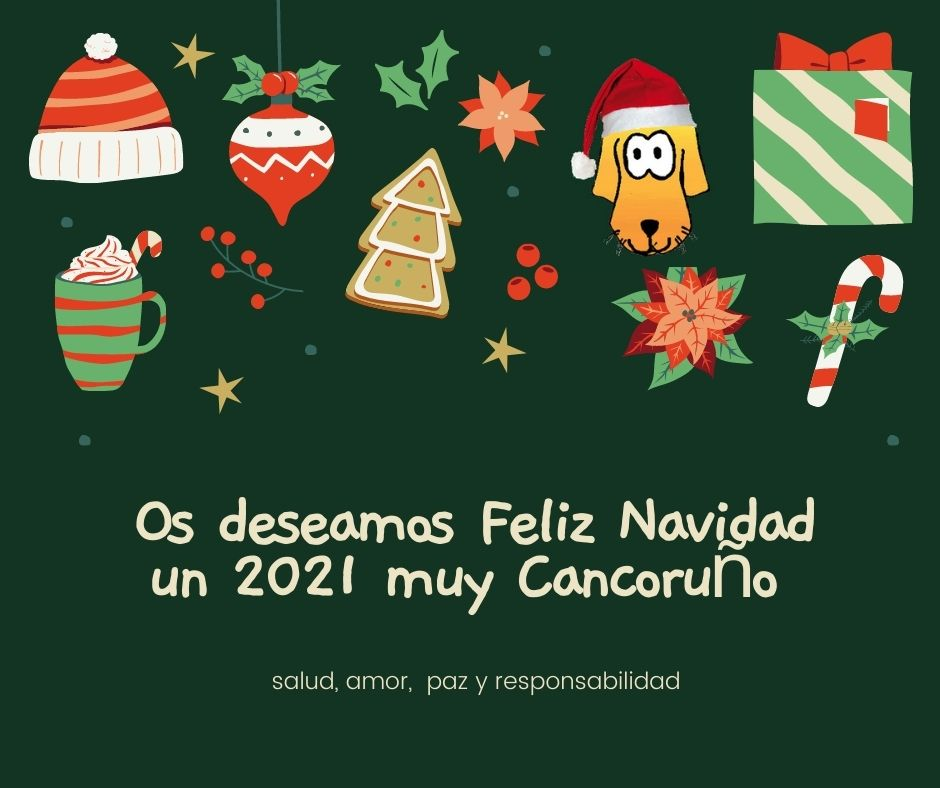 Feliz Navidad y 2021