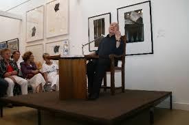 Lesung mit Otto Mellis