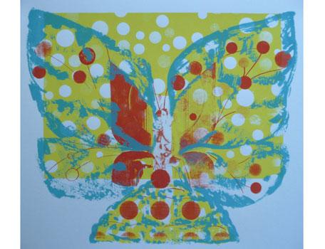 September - Schmetterling