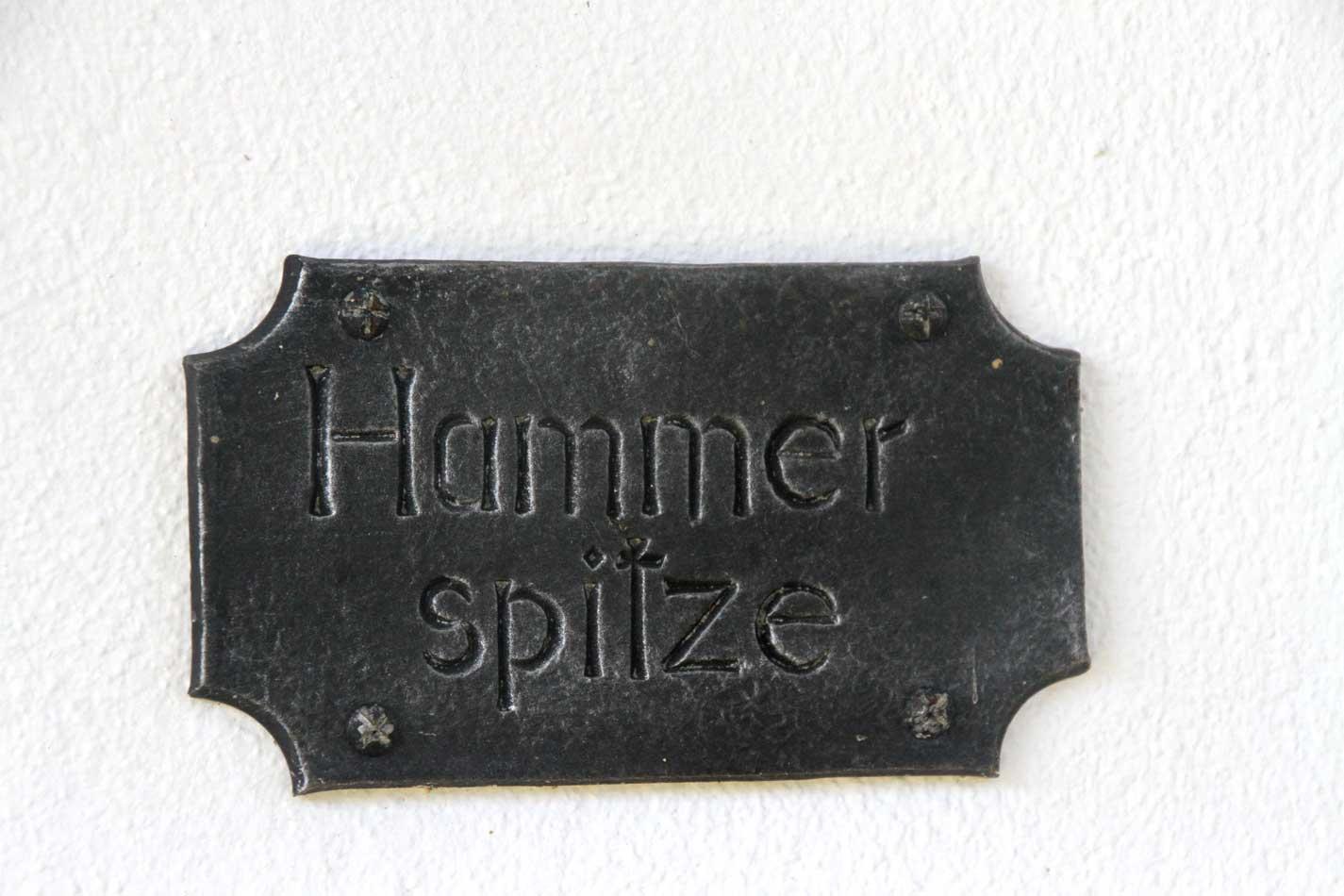 Ferienwohnung Hammerspitze, Gessner
