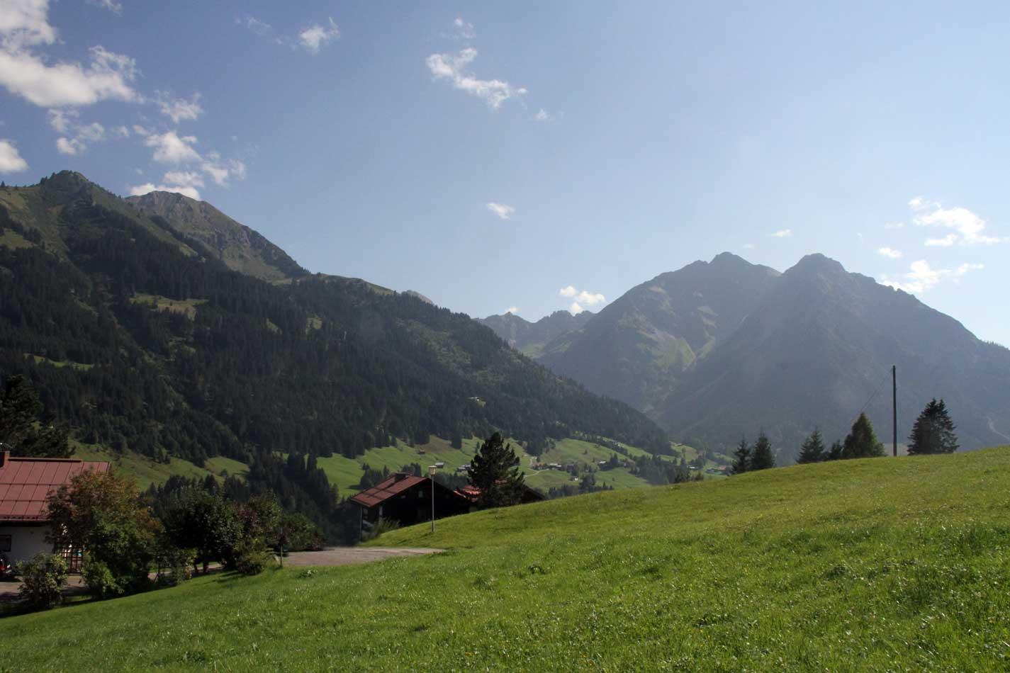 Ferienwohnungen Gessner – Bergsicht