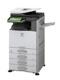 シャープデジタル複合機 MX-4110FN