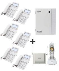 ビジネスホンバリバリ電話業務セット