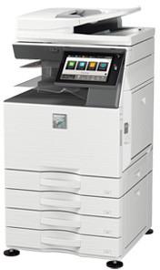 SHARPデジタルカラー複合機 MX-3140FN