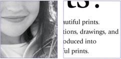 微細サーマルヘッドで高画質印刷