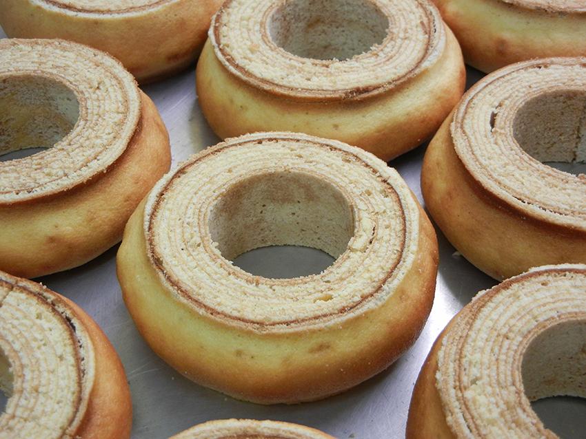 Traditioneller Baumkuchen