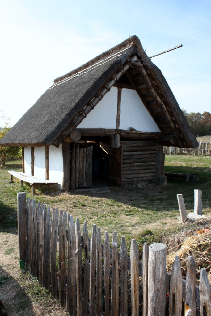 """Historisches Gebäude am """"Historischen Gehöft"""" in Braunfels-Neukirchen"""