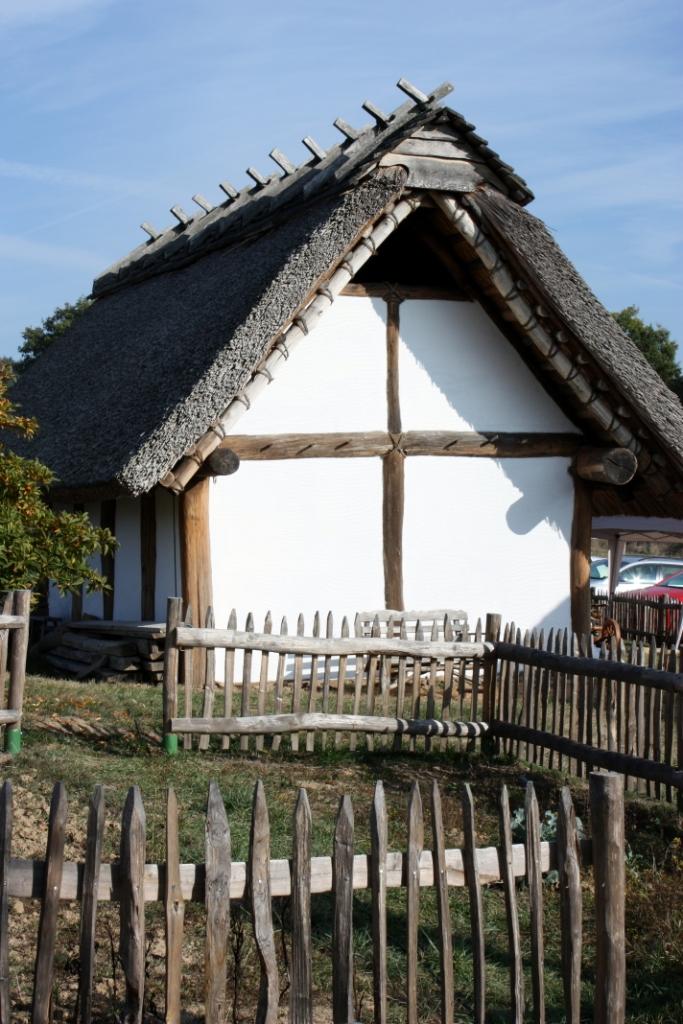 """""""Historisches Gehöft""""-Gebäude in Braunfels-Neukirchen am Sonnenhof"""