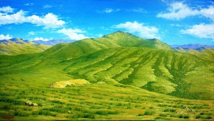 copyright TSOGTBAYAR Chuluunbatar / http://artoftsogoo.weebly.com/