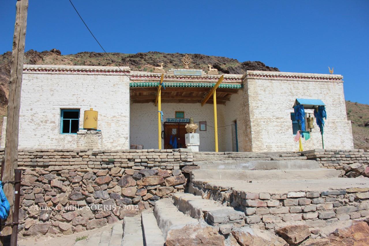 Ulgii Khiid - monastère