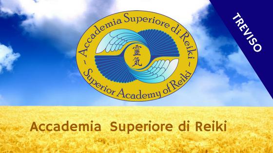 Accademia Superiore di Reiki sede di Treviso