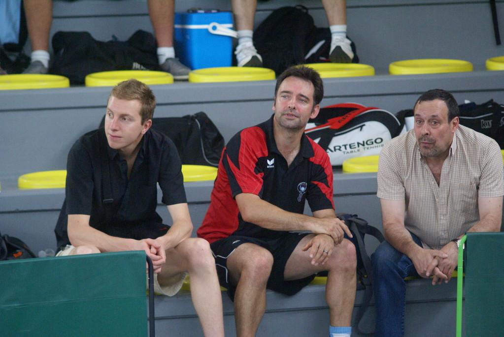 Michel, Cyrille, Yvo