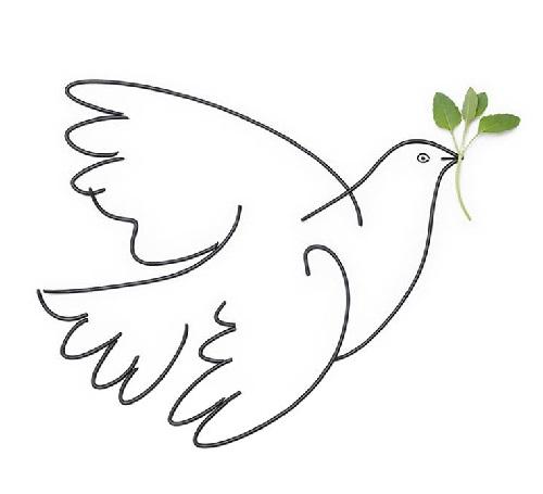 Dem Frieden gewidmet