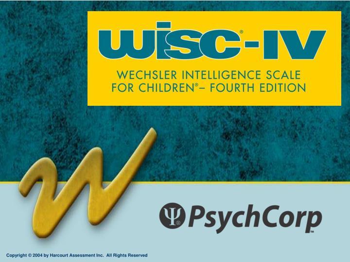 055【WISC-Ⅳ】WISC4検査の読み方(VCIの結晶性能力編)