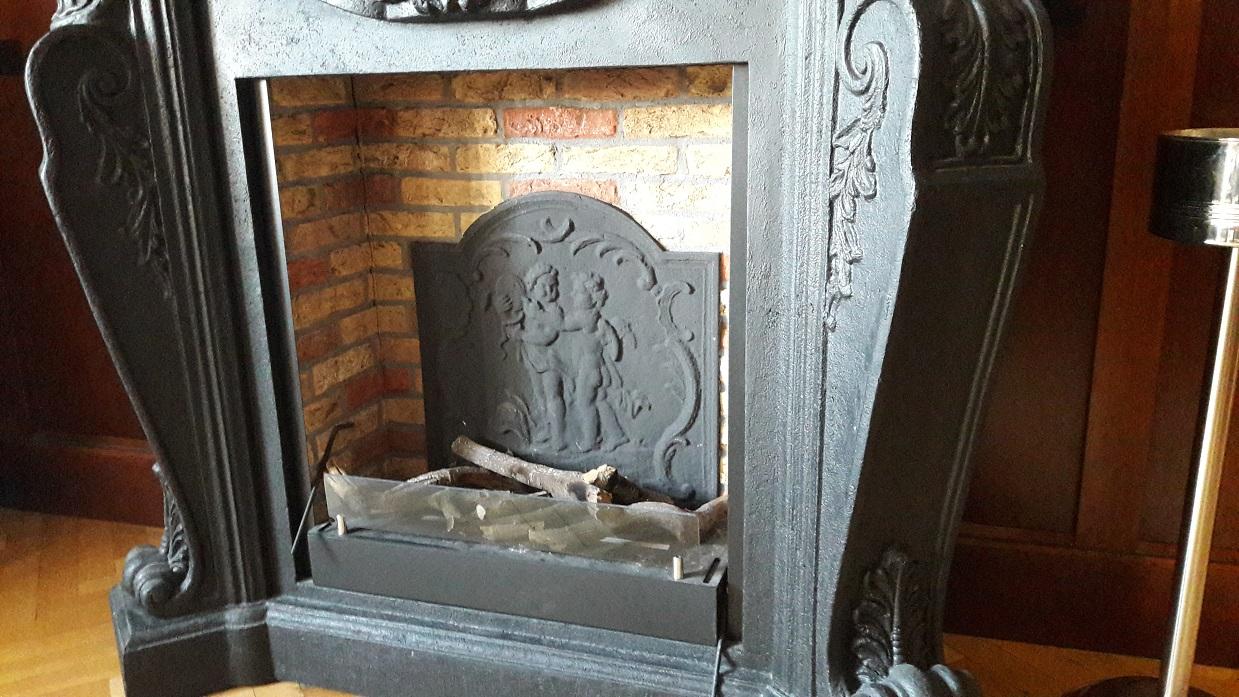 Dr Zenner possible applications historic firebacks antike kaminplatten
