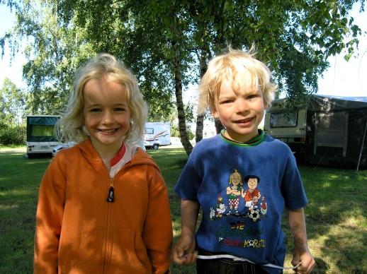 Anna und Johannes