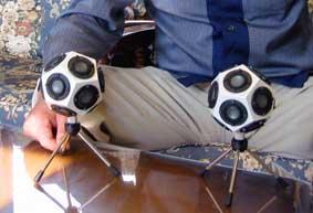D2超小型12面体スピーカー