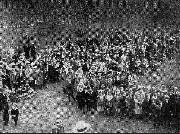 Weihe des Märkischen Naturgartens 1926