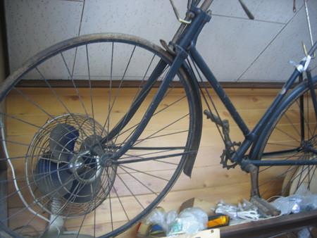 100年前の自転車