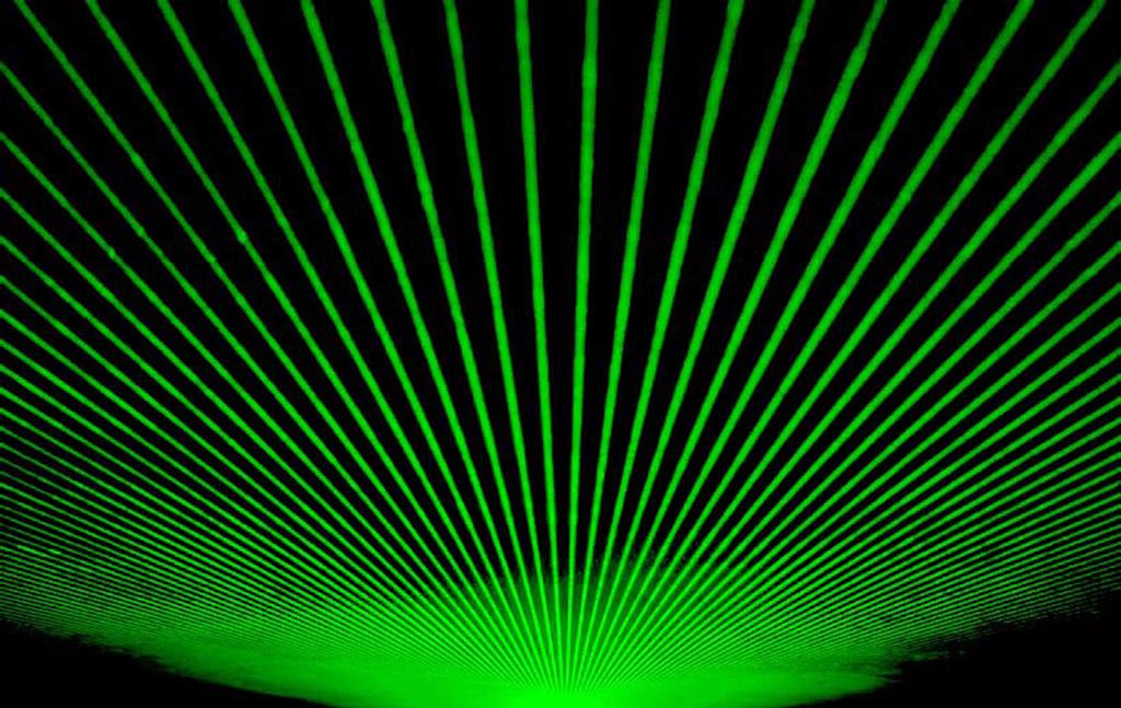 Laser YAG 3w