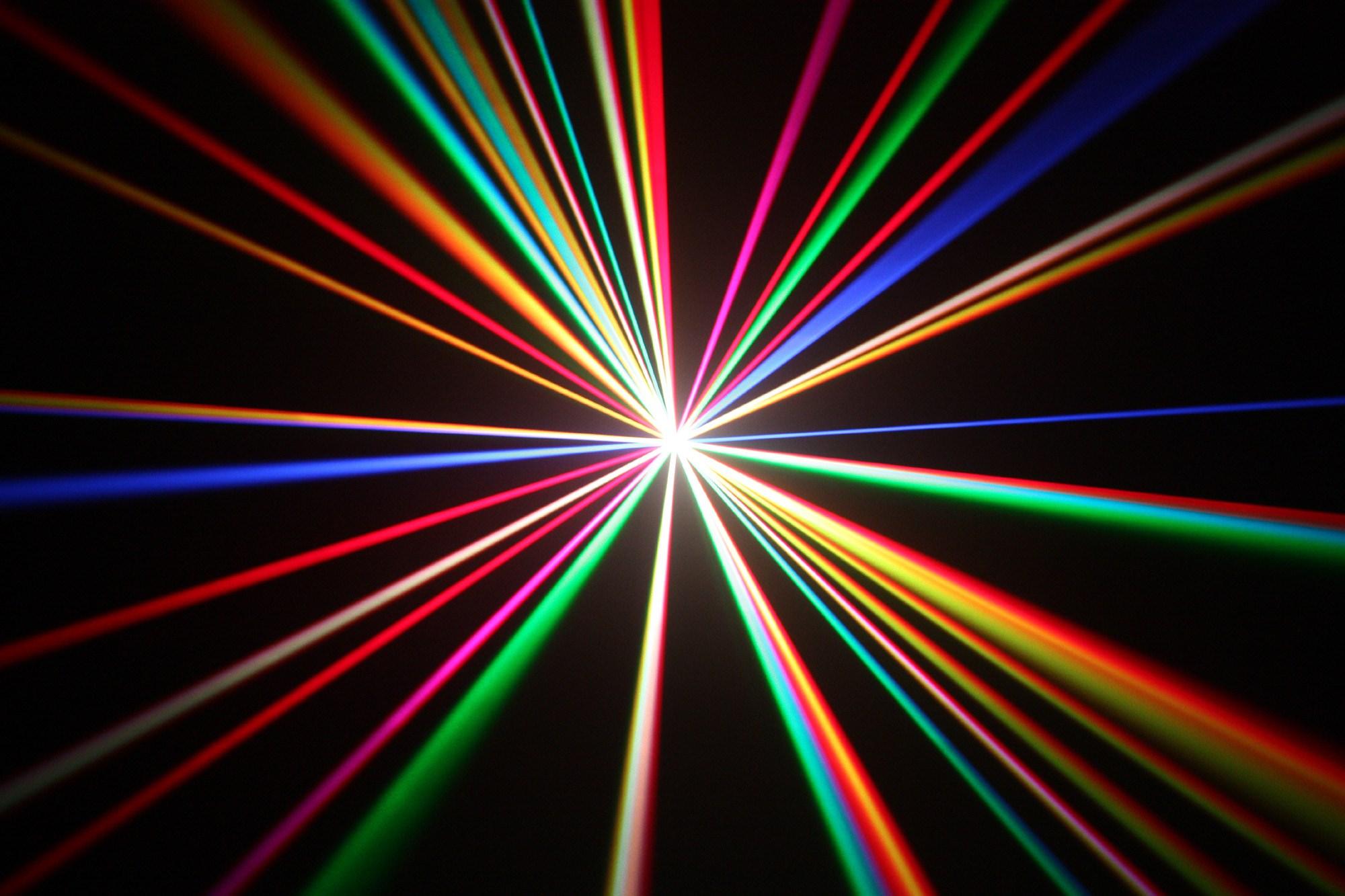 Laser rgb 1,5w