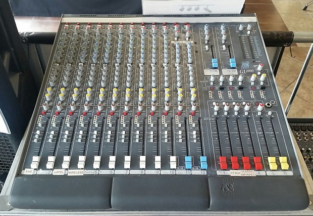 Allen & Heath GL2000