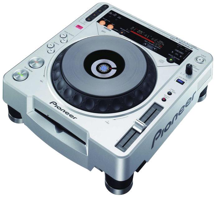 Pioneer CDJ800 mk2