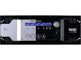Nexo Nexamp 4x4