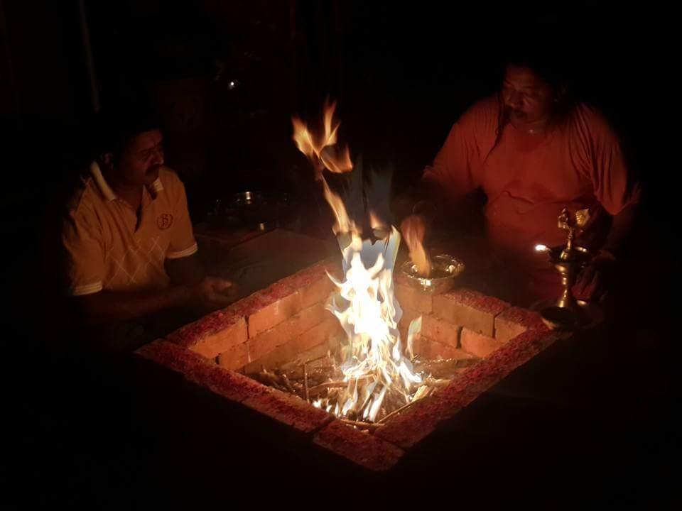 Aghora Kali Maa Puja