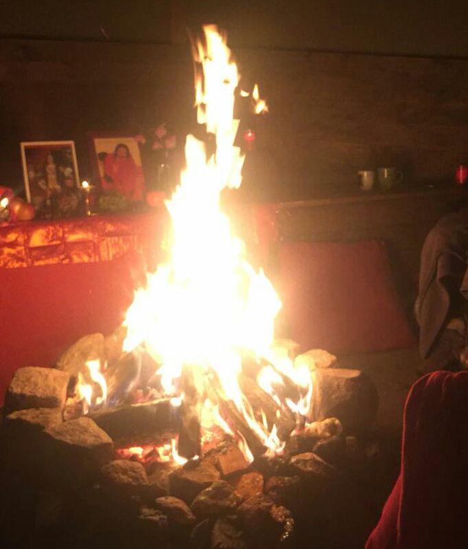 Kali Maa Yagna Puja mit Shankari Ma