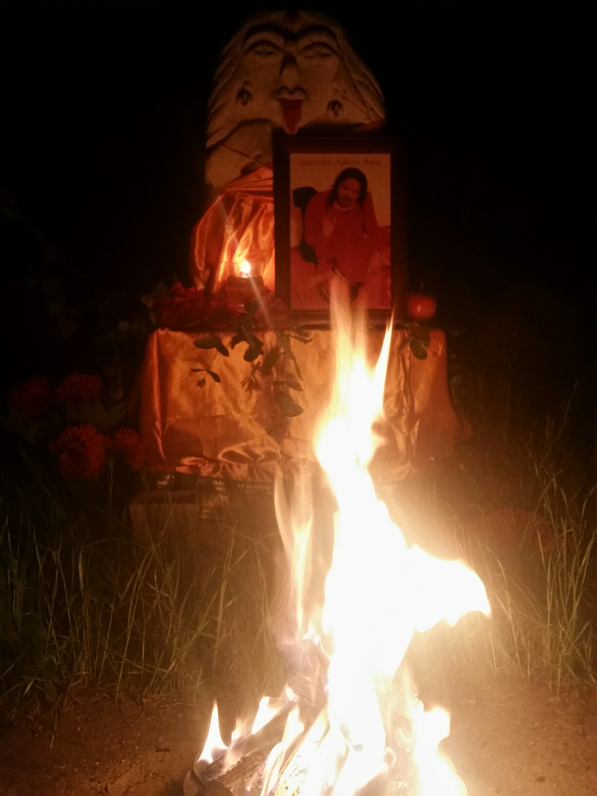 Neumond Kali Maa Yagna Puja mit Shankari Ma