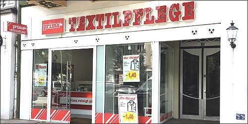 Prima Textilpflege in Hamburg-Eppendorf