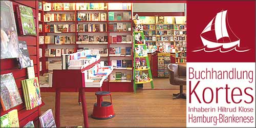 Buchhandlung Kortes in Hamburg-Blankenese