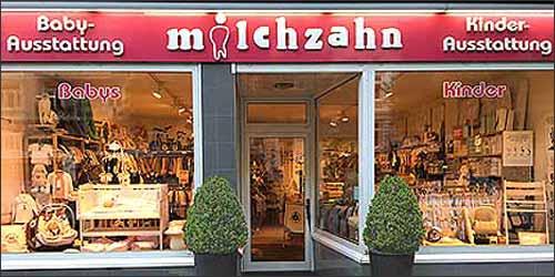 Milchzahn in Hamburg-Eppendorf