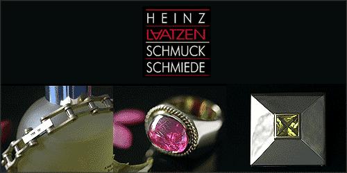 Heinz Laatzen Schmuckschmiede in Hamburg