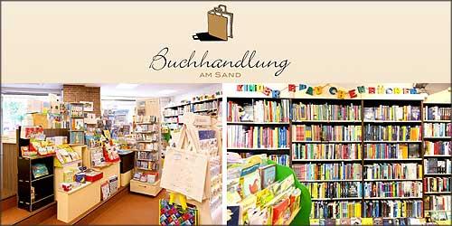 Buchhandlung am Sand in Hamburg-Harburg