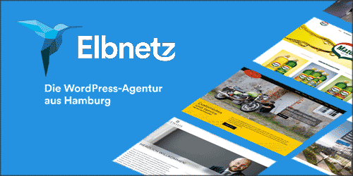 Elbnetz die Wordpress-Agentur in Hamburg
