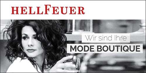 Hellfeuer Mode in Hamburg-Schnelsen