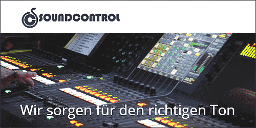 Soundcontrol Veranstaltungstechnik in Hamburg