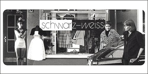 Schwarz-Weiss Marlies Lorenz in Hamburg-Harburg