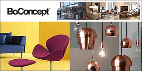 Bo Concept Möbel in Hamburg-Eppendorf
