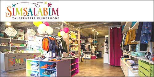 Simsalabim Kindermode in Hamburg