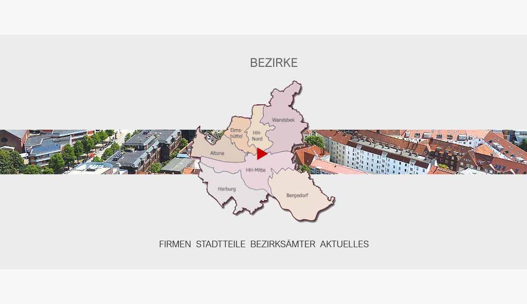 Firmen in Hamburg Bezirke und Stadtteile