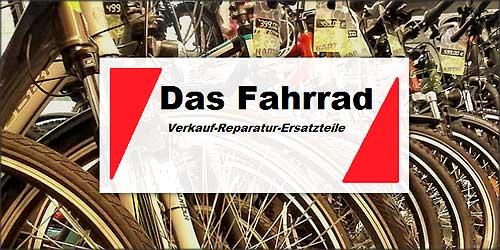 Das Fahrrad in Bergedorf