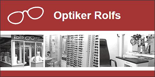 Optiker Rolfs in Hamburg