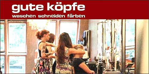 gute köpfe Friseur in Hamburg